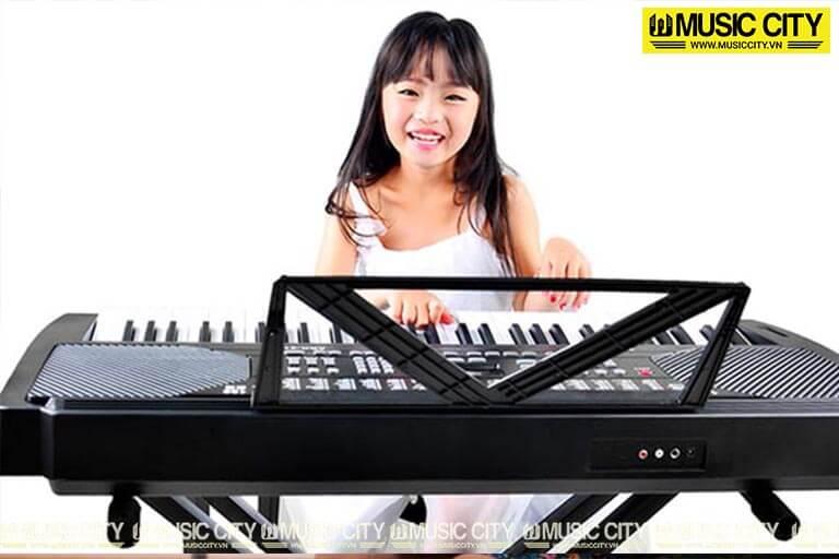 Học Piano và organ khác nhau như thế nào
