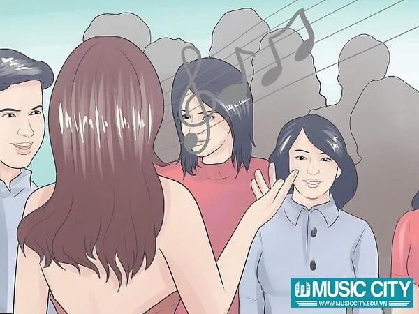 Cách để Trở thành ca sĩ nổi tiếng